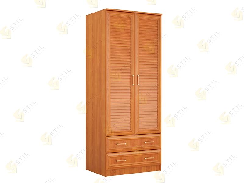 Распашной шкаф Стиль Д-3Ж Премиум