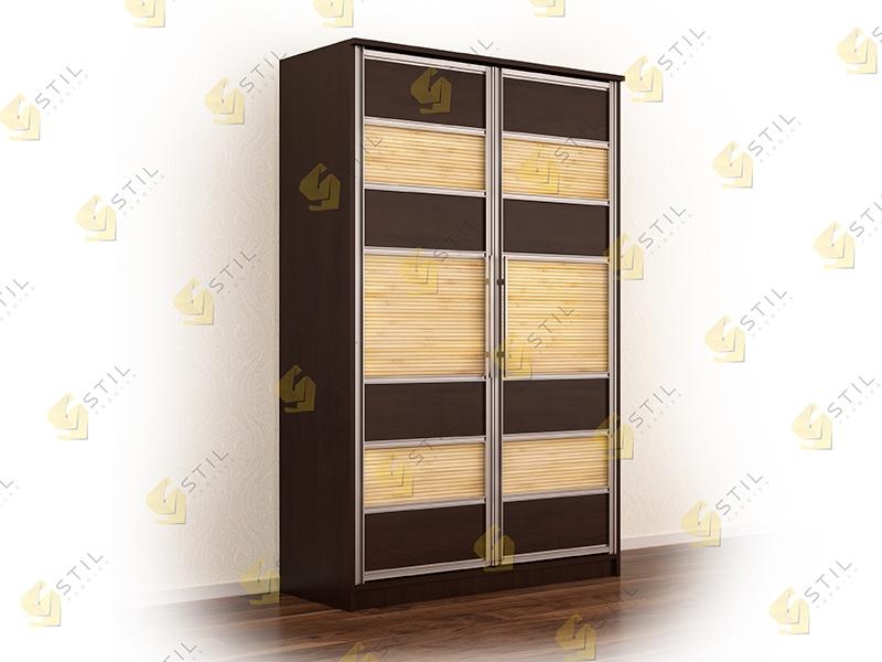 Распашной шкаф Аристо Р-14 премиум