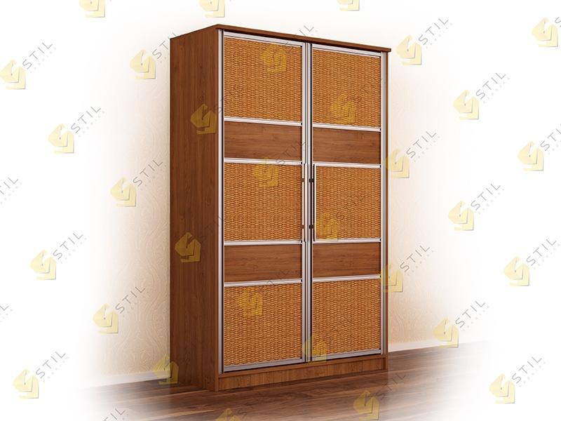 Распашной шкаф Аристо Р-7  без зеркал