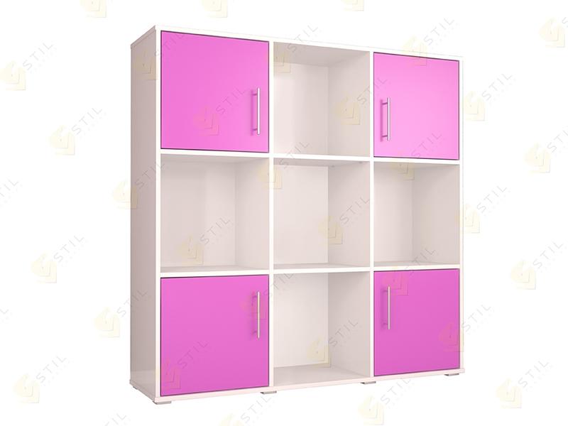 Недорогой шкаф для детской Бэби Стиль С-5