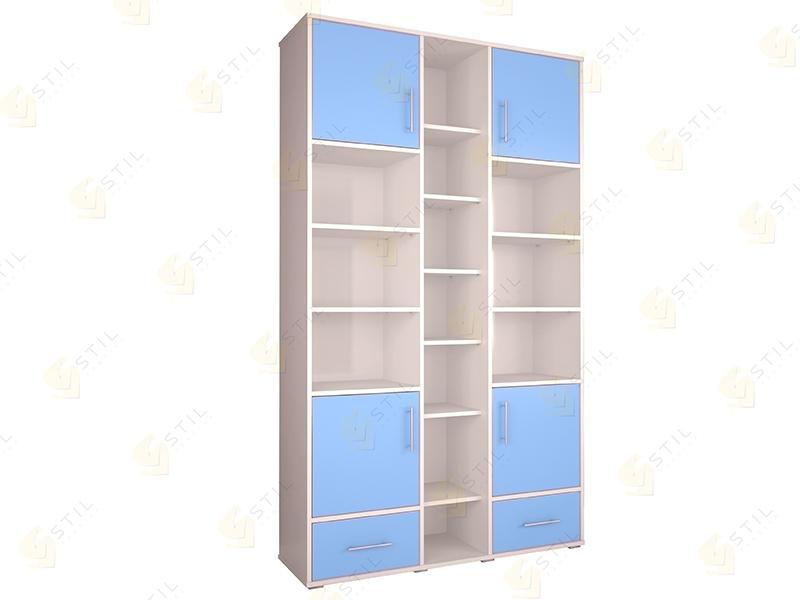 Недорогой шкаф для детской Бэби Стиль С-9