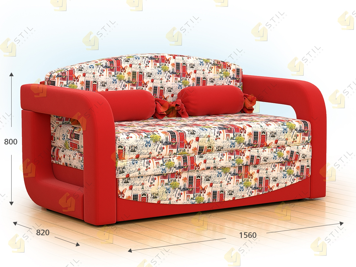 Детский диван Бейбик 1