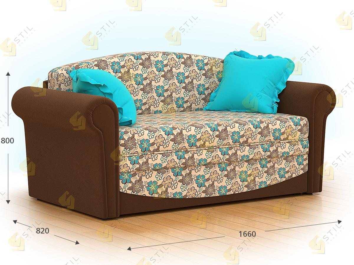 Детский диван Бейбик 10