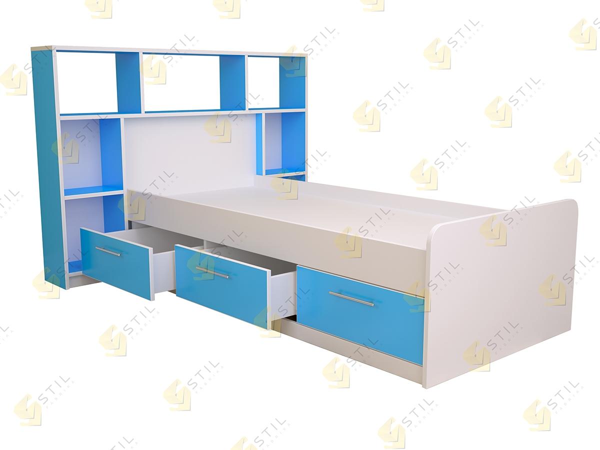 Недорогая детская кровать Бэби Стиль КР-3