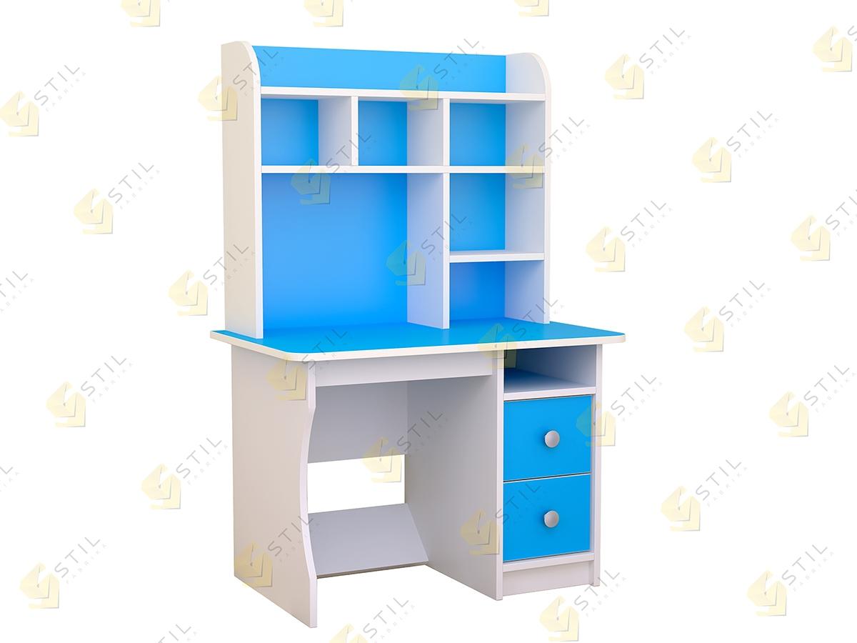Недорогой письменный стол в детскую Бэби Стиль 2