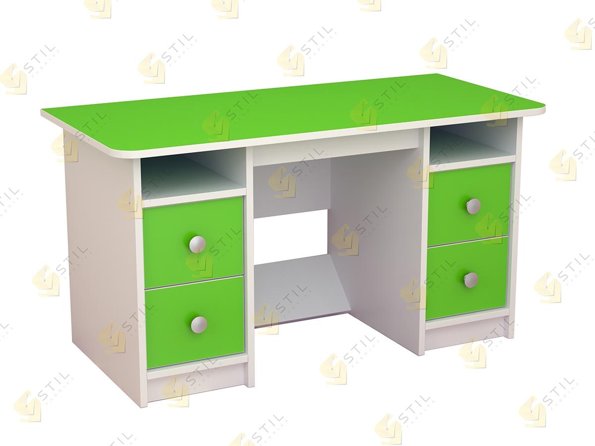 Недорогой письменный стол в детскую Бэби Стиль 3