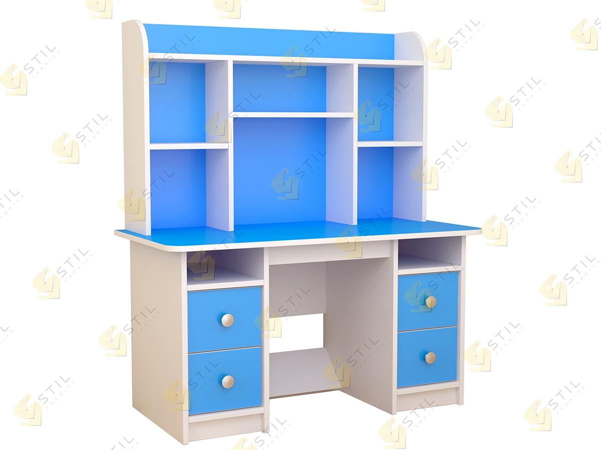 Недорогой письменный стол в детскую Бэби Стиль 4