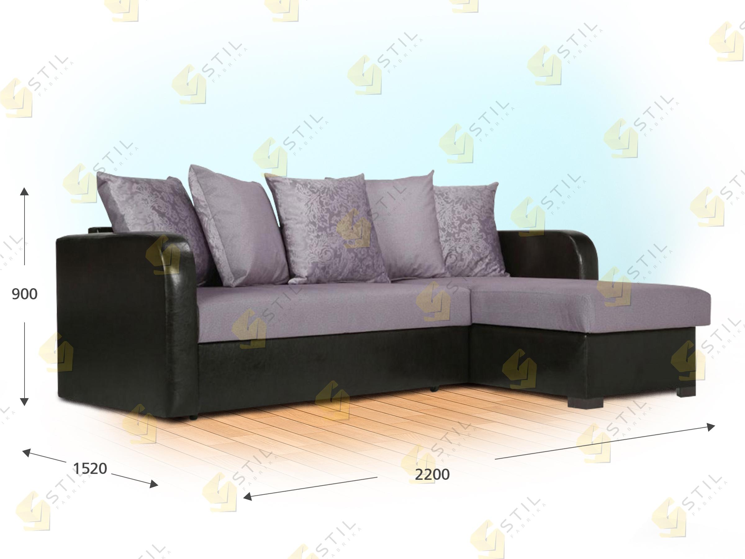Угловой диван Чимароза