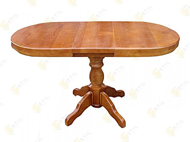 Кухонный стол из массива Джонатан-1