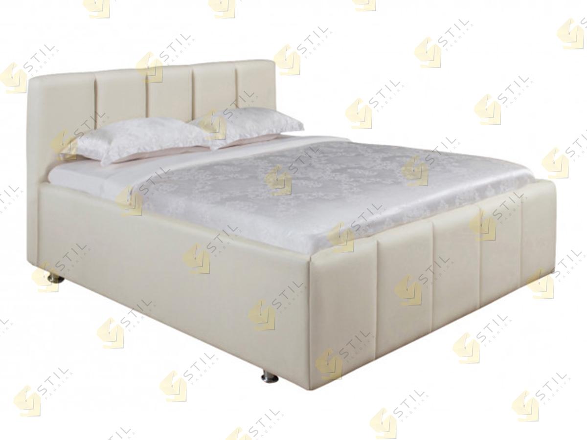 Кровать с мягким изголовьем Фокея