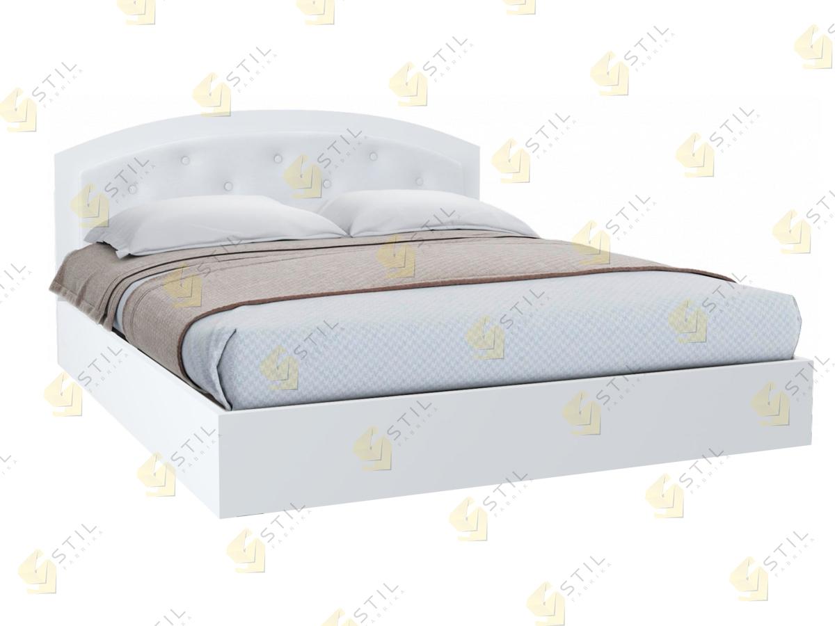 Кровать с мягким изголовьем Ианта