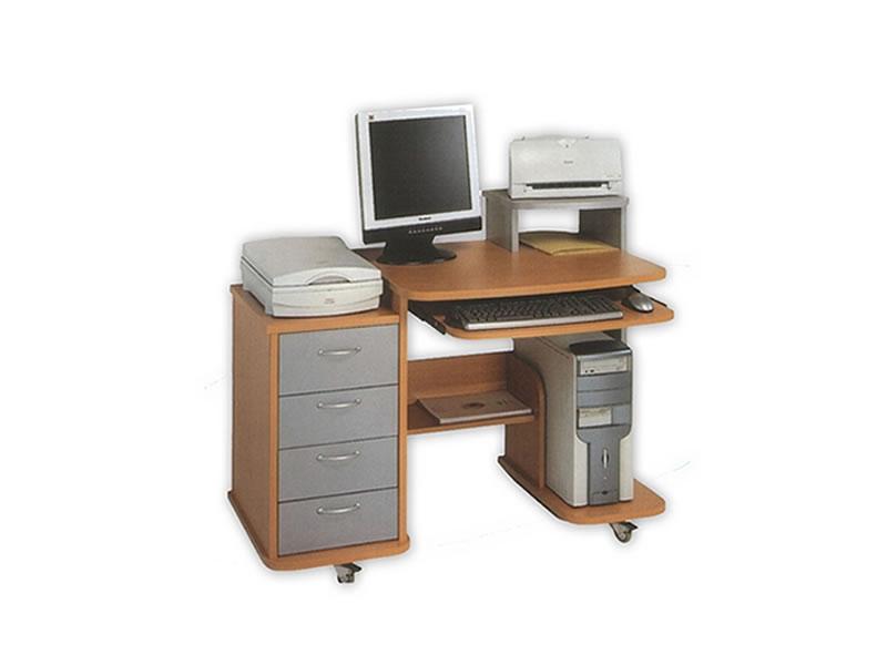 Маленький компьютерный стол КСК-3