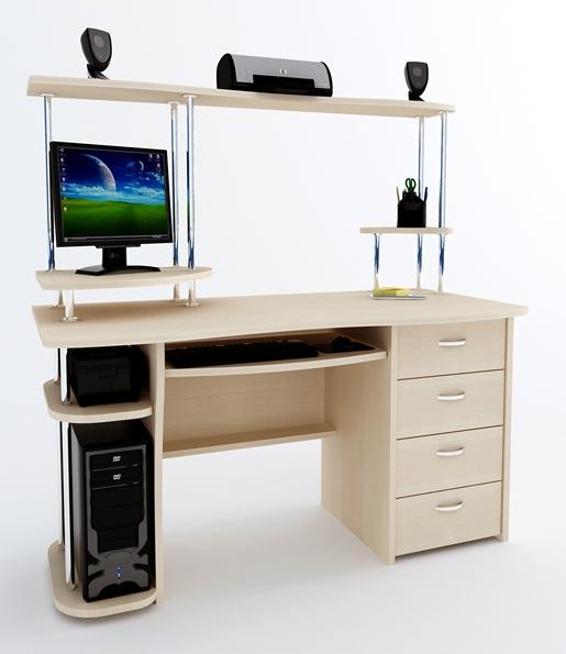 Компьютерный стол Компас С-222