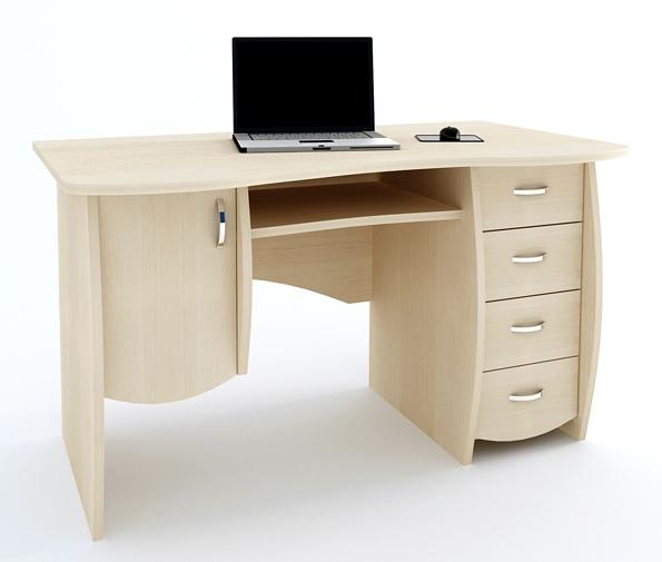 Маленький компьютерный стол Компас С-109