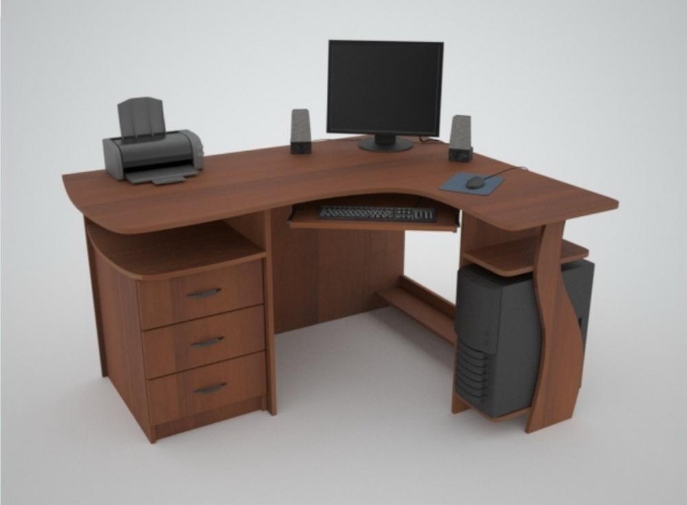 Угловой компьютерный стол Поинт С-11