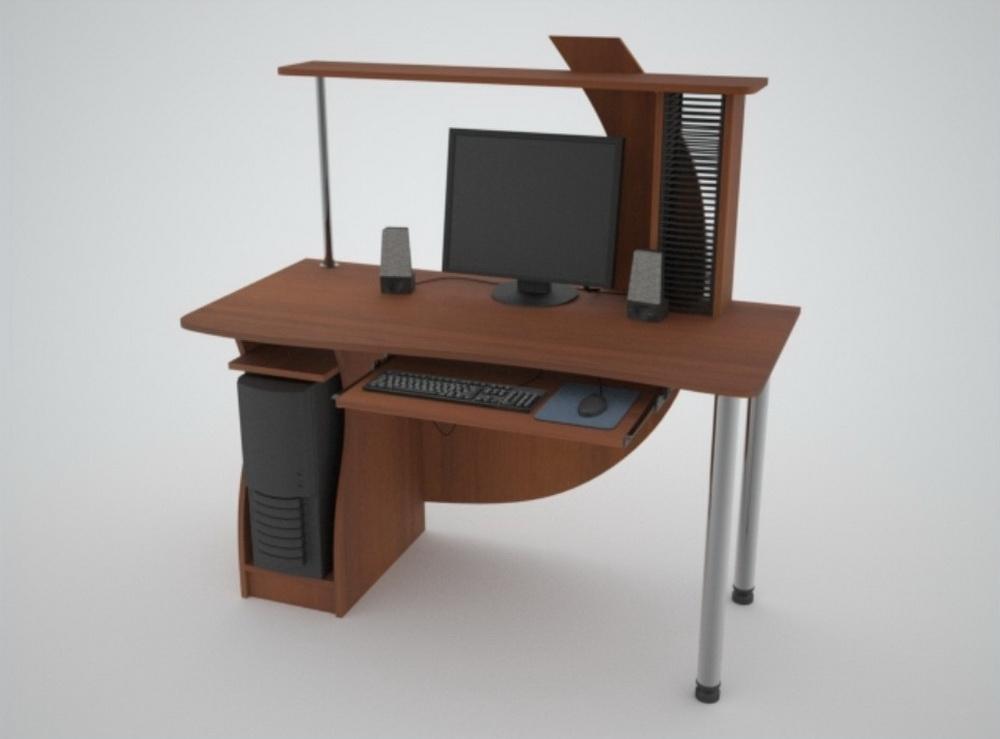 Маленький компьютерный стол Поинт С-4