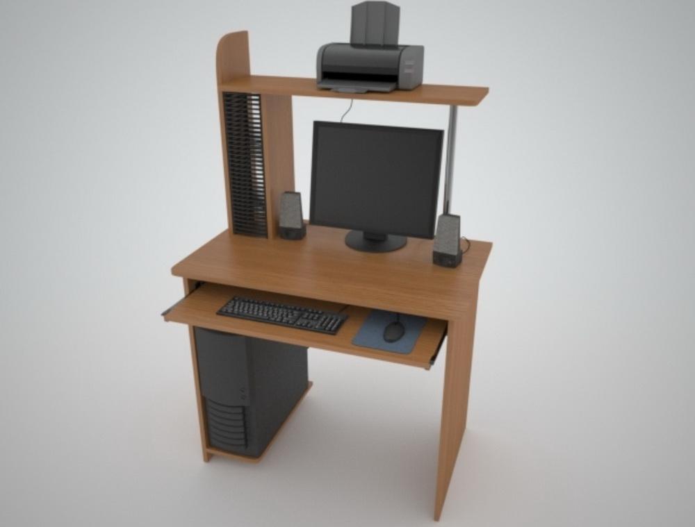 Недорогой компьютерный стол Поинт СТ-5
