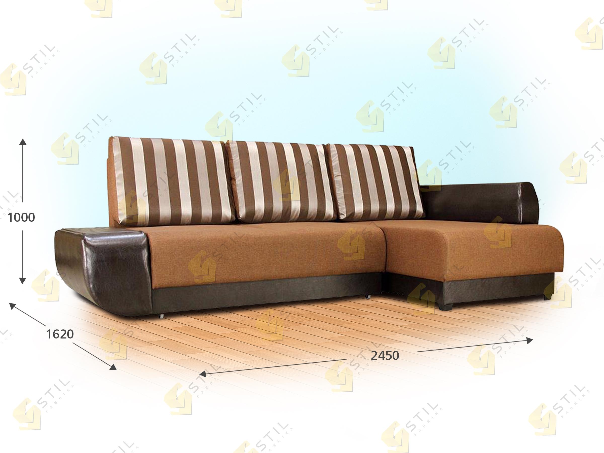 Угловой диван Кальман