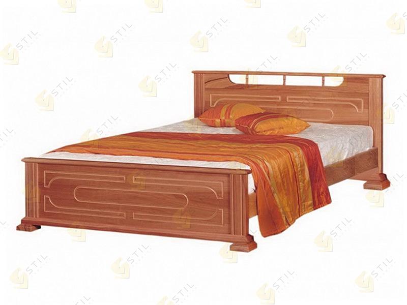 Кровать из массива Камилла