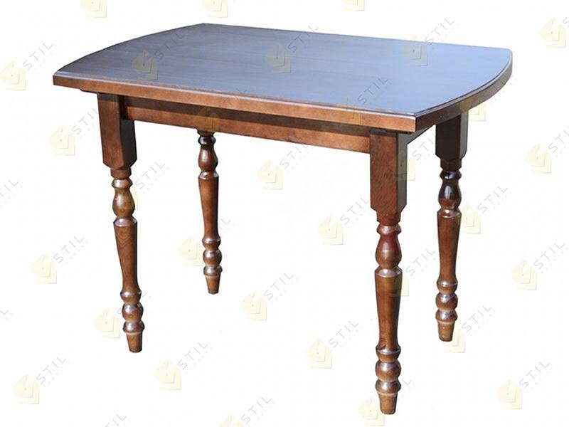 Кухонный стол из массива Лейстрейд