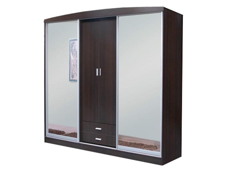 Недорогой шкаф-купе Лорд-4