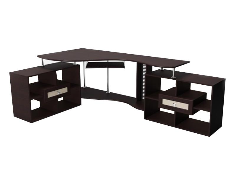 Угловой компьютерный стол М-10