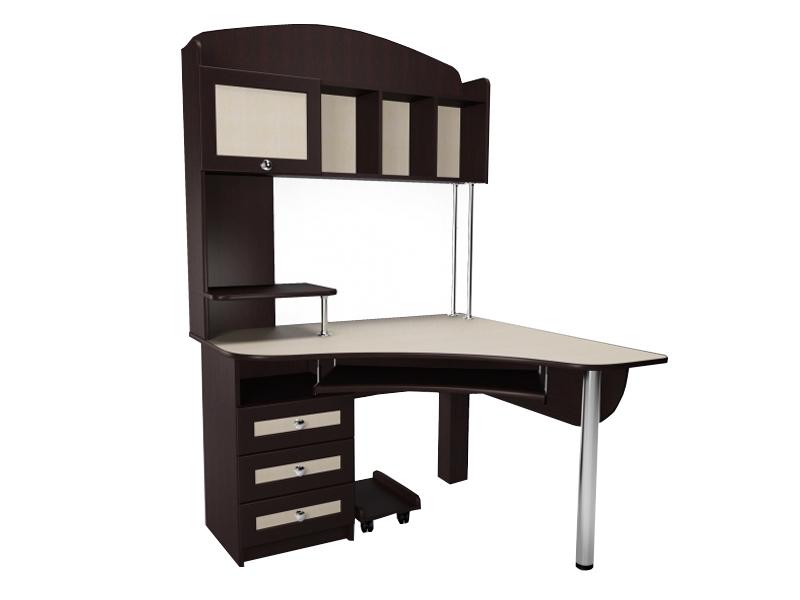 Угловой компьютерный стол М-11