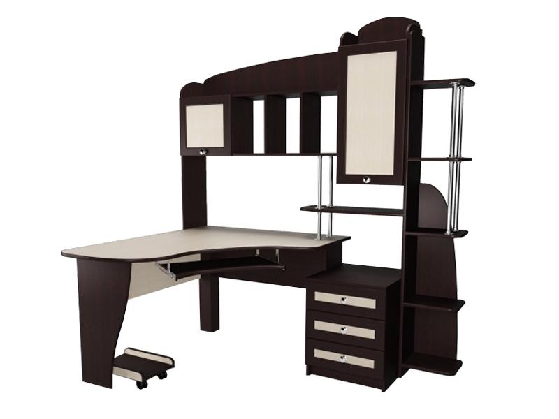 Угловой компьютерный стол М-12
