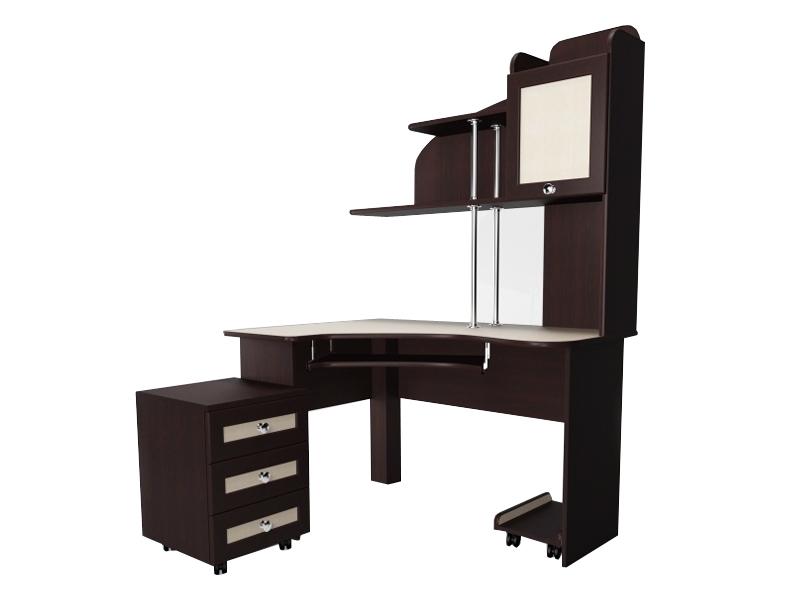 Угловой компьютерный стол М-14