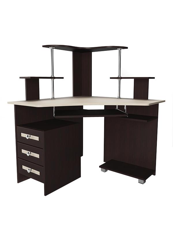 Угловой компьютерный стол М-34