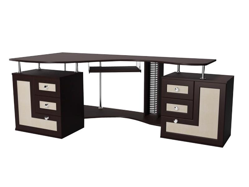 Угловой компьютерный стол М-8
