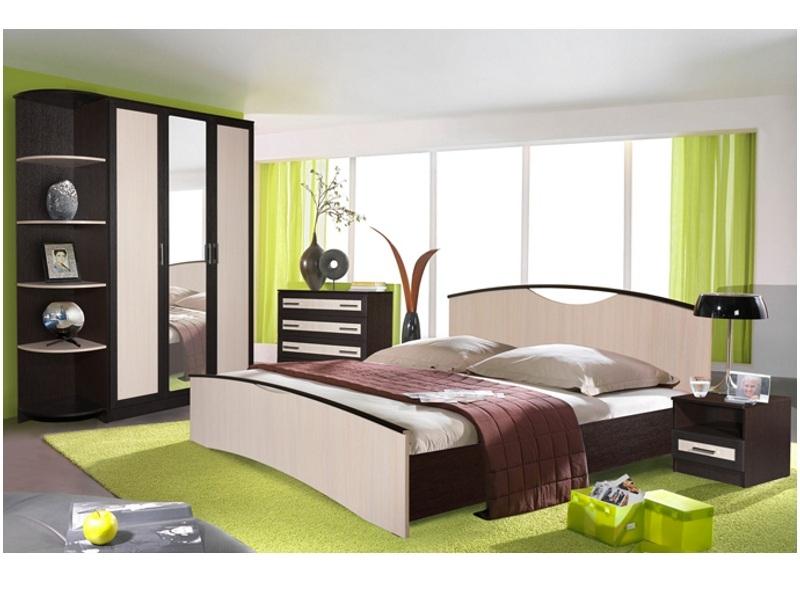 Недорогая спальня Милена-5