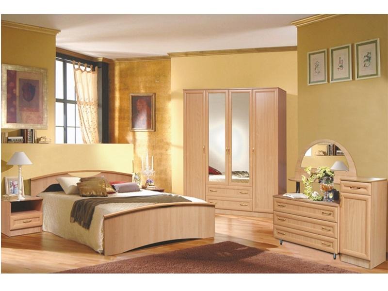 Недорогая спальня Милена-7