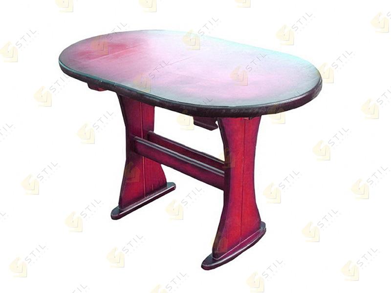 Кухонный стол из массива Милвертон