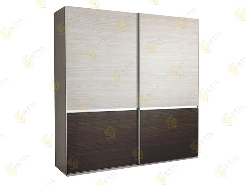 Купить шкаф купе нова стиль 2х-9 от производителя фабрики ст.