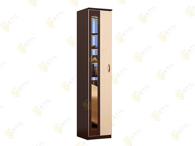 Недорогой одностворчатый шкаф ПК-1