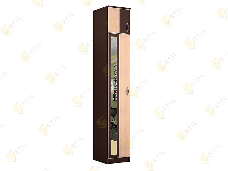 Недорогой одностворчатый шкаф ПК-7