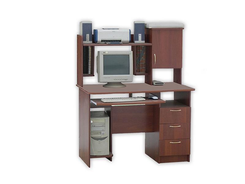 Компьютерный стол с надстройкой ПСК-4