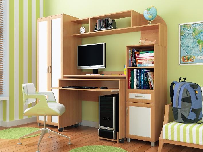 Недорогой набор мебели в детскую Пятерочка
