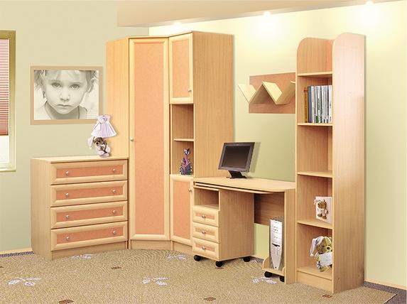 Недорогая мебель в детскую Пятерочка-2