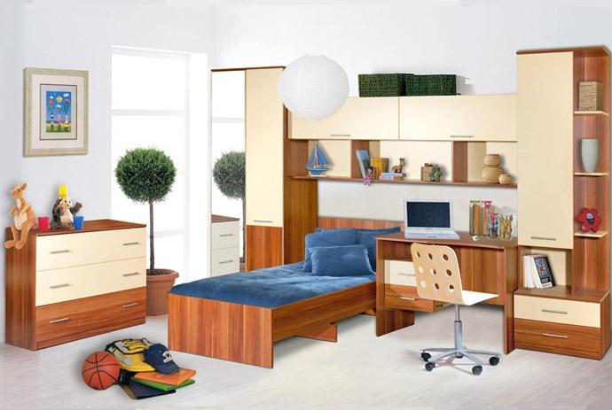 Недорогая мебель в детскую Ральф-3