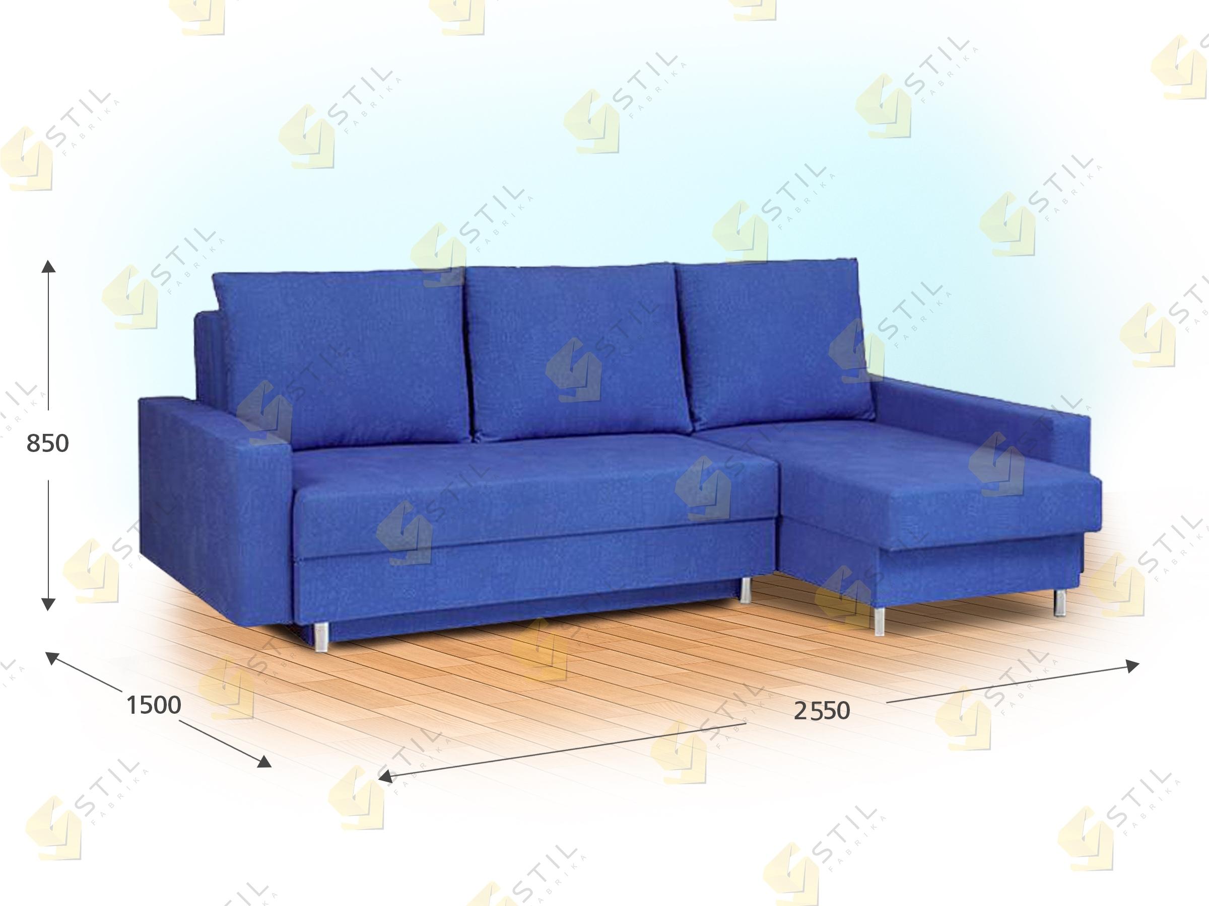 Угловой диван Равель