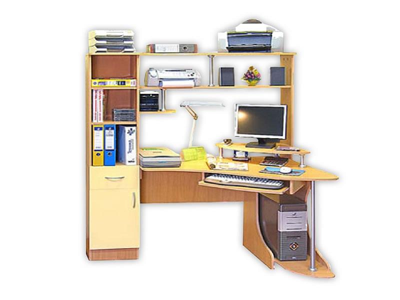 Угловой компьютерный стол СК-3
