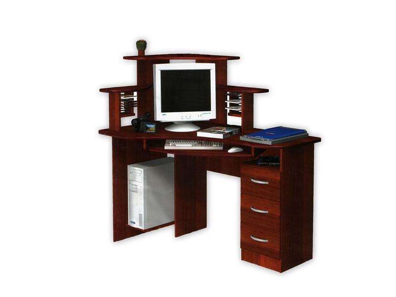 Угловой компьютерный стол СКУ-4