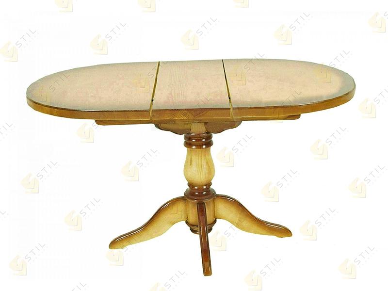 Кухонный стол из массива Стенфорд-1