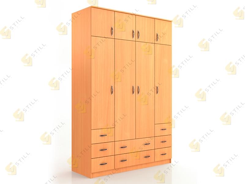 Распашной шкаф Стиль Ч-14Л эконом