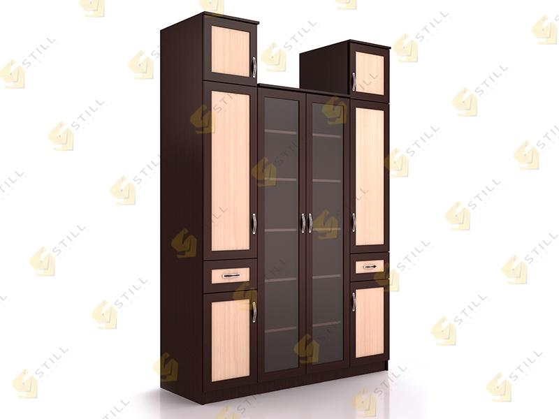 Распашной шкаф Стиль Ч-19МС эконом