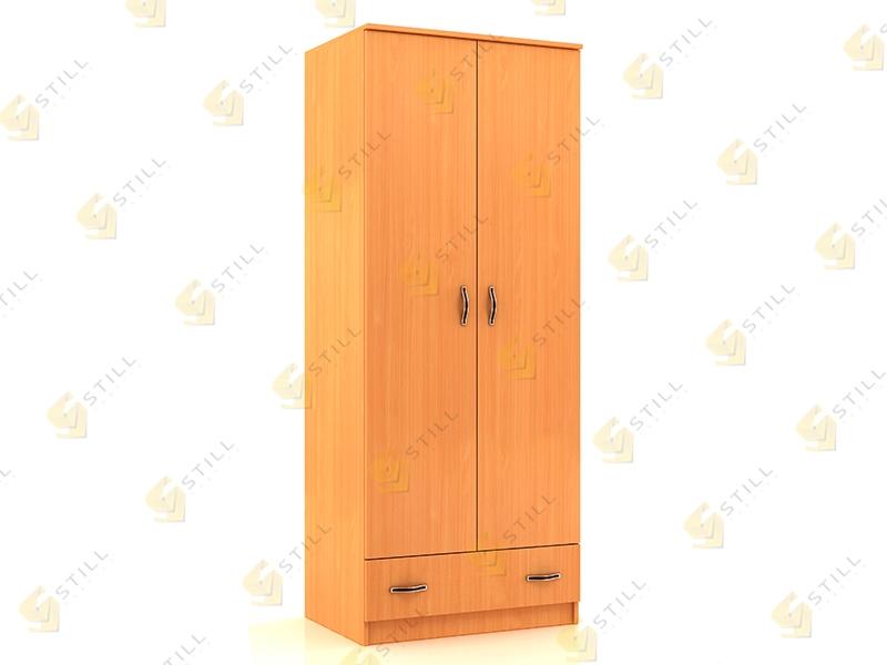 Распашной шкаф Стиль Д-2Л эконом