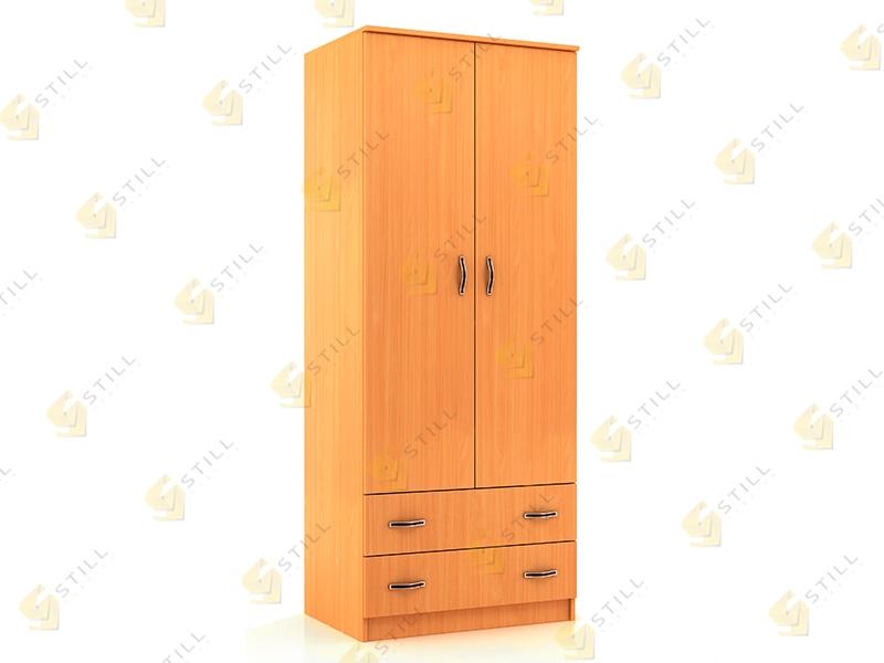 Распашной шкаф Стиль Д-3Л эконом