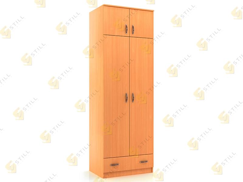 Распашной шкаф Стиль Д-6Л эконом